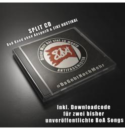 Vorbestellung Split CD BoA...