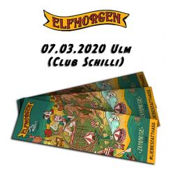 07.03.2020 Ulm - Elfmorgen...
